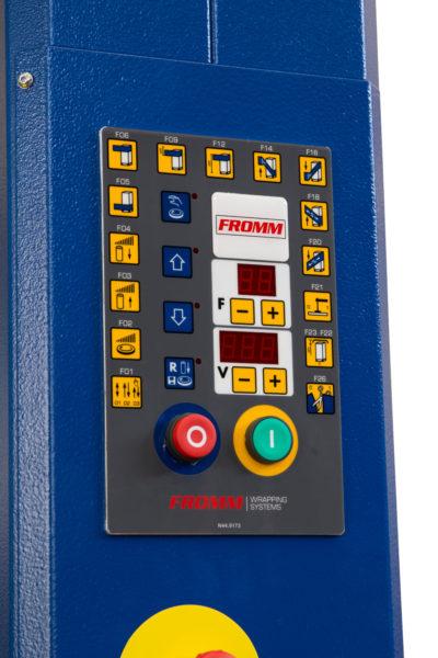 Fs380 Control Panel